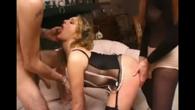 Kinky Threesome From Netherlands