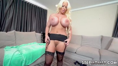 Hot Milf Cant Get Enough Cock And Teen Uses Dildo To Squirt Step Mom's