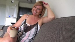 Kiss & Tell With Beautiful Step Mom – Brianna Beach – Mom Comes First