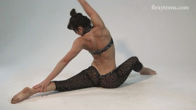 Pro Wants To Show Her Talents In Gymnastics