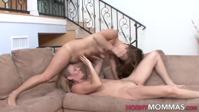 Teen Rides Stepmoms Face