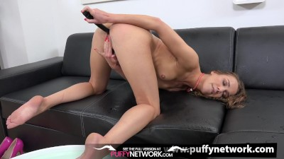 Wet Porn – Playful Teen Toys Her Piss Soaked Pussy