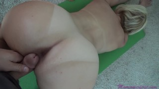 Mother & Step Son Try Tantric Yoga – Brianna Beach – Mom Comes First
