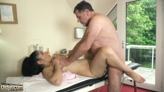 Busty Teen Sensual Old Vs Young Fucking And Sucking