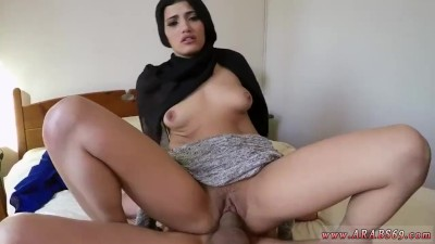 French Arab Girl 21 Year Old Refugee In My Hotel Apartment For Sex