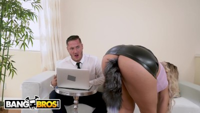 BANGBROS – MILF Secretary Assh Lee Gets Her Asshole Stretched By Her Boss