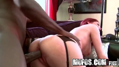 MOFOS  – Red Head Milf Lya Pink Whats Some Ghetto Dick