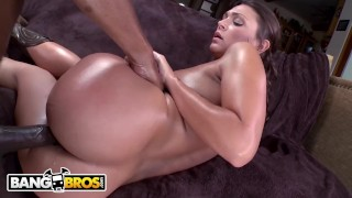 BANGBROS – Olivia Wilder's Boots Were Meant For Walking All Over Big Black