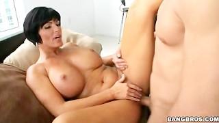 Big-Tit Milf Shay Fox Gets Banged