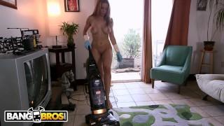 BANGBROS – Latina Maid Kylie Rogue Gets Fucked By Tony Rubino