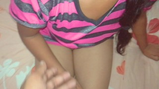 Sex With My Best Friends Younger Sister යාලුවගෙ නංගීට හිකුවා
