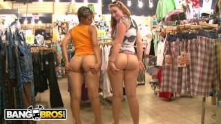 BANGBROS – Classic Ass Parade Clip With Kelsey Michaels & Alina Aldamen