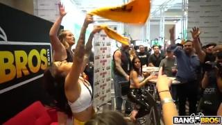 BANGBROS – Day 2 Of The 2020 AVN Awards In Las Vegas!!