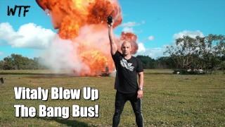 BANGBROS – That Bastard Vitaly Zdorovetskiy Blew Up The Bang Bus! WTF
