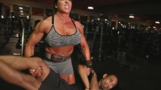 Angela Salvagno – Traps Beast – Female Muscle