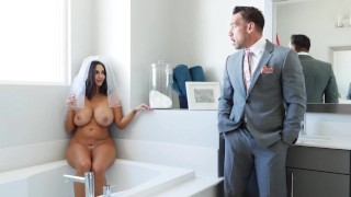 BANGBROS   Watch Our Tia Cyrus Compilation Now & Bust A Nut