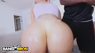 BANGBROS   Blonde Latina With Big Ass (Assh Lee) Taking Anal From BBC