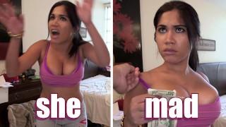 BANGBROS   Cuban Maid With Big Ass And Big Attitude Assuaged By Money