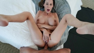 BANGBROS   Marcus London's Sister In Law Mckenzie Lee Absolutely Loves Anal